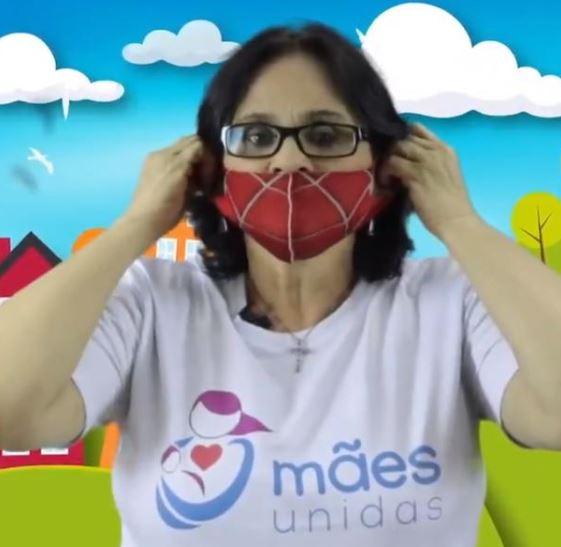 Ministério lança concurso de máscaras e prêmio é um dia com Damares e Michelle