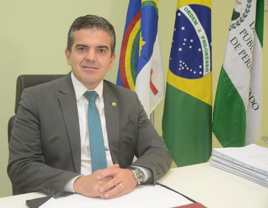 José Fabrício foi reeleito com 94% dos votos