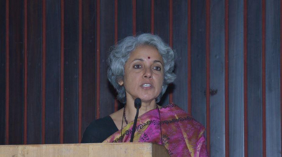 Cientista-chefe da Organização Mundial da Saúde (OMS), Soumya Swaminathan