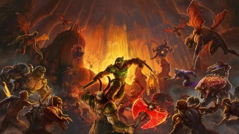 Game 'Doom Eternal'