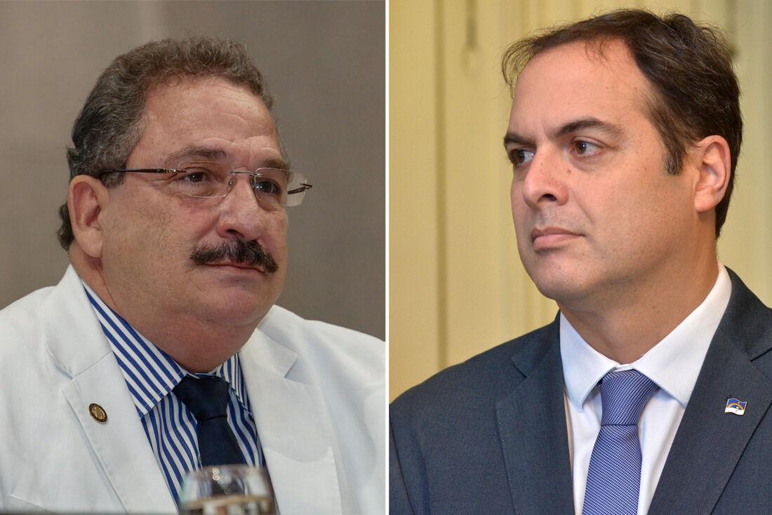 Eriberto Medeiros e Paulo Câmara