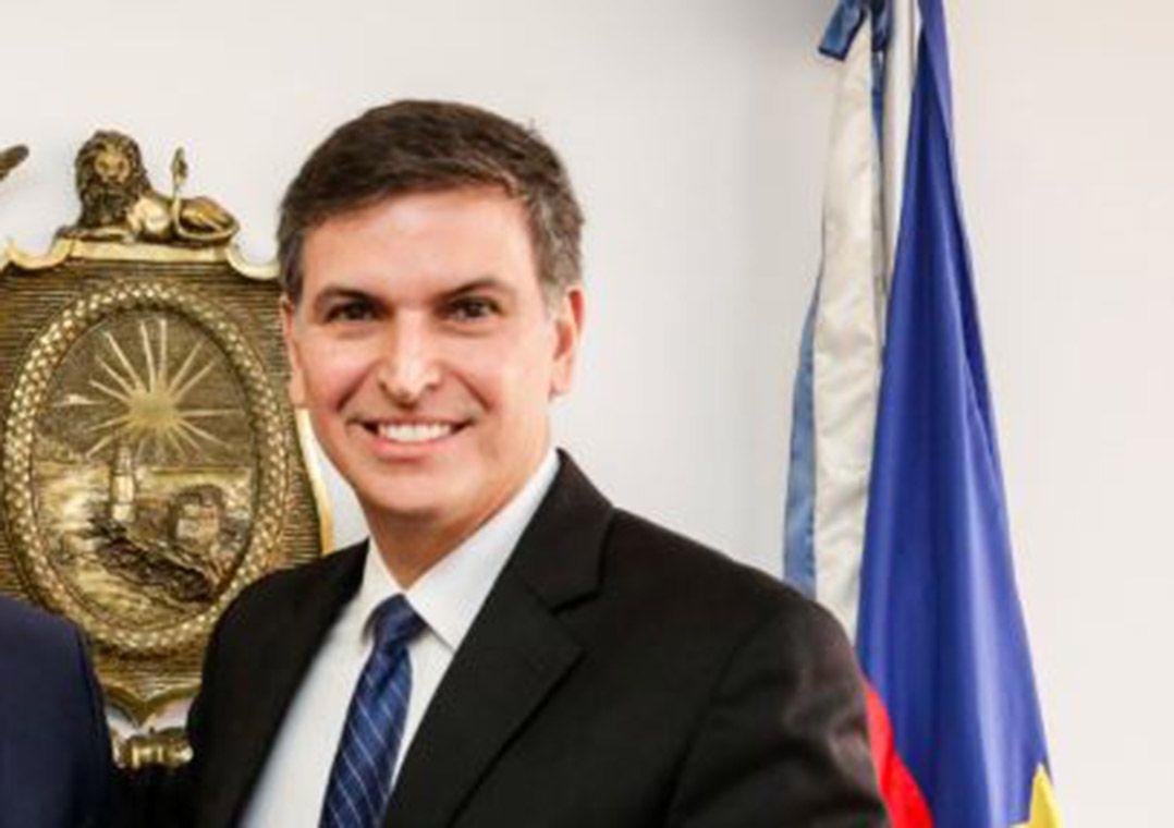 Carlos Henrique Oliveira, atual diretor-executivo da PF