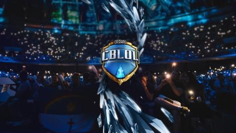 Final do campeonato gamer 'CBLol'