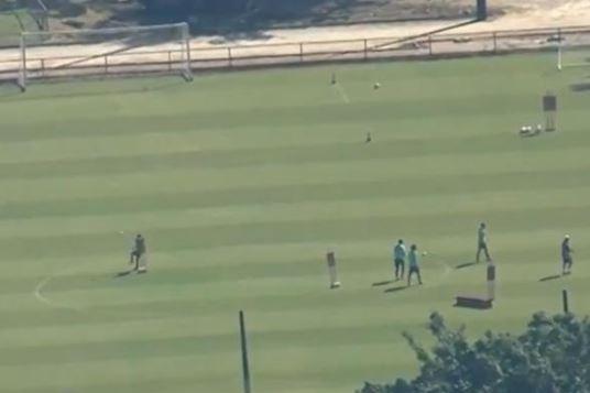 Flamengo volta aos treinos e terá que se explicar ao MPT-RJ