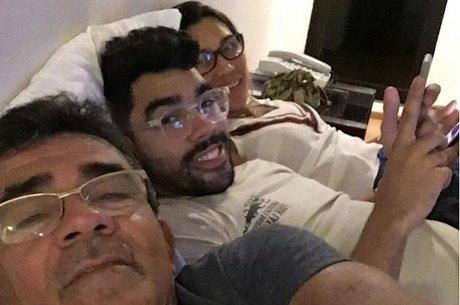Pai de Gabriel Diniz guarda tudo que era do filho