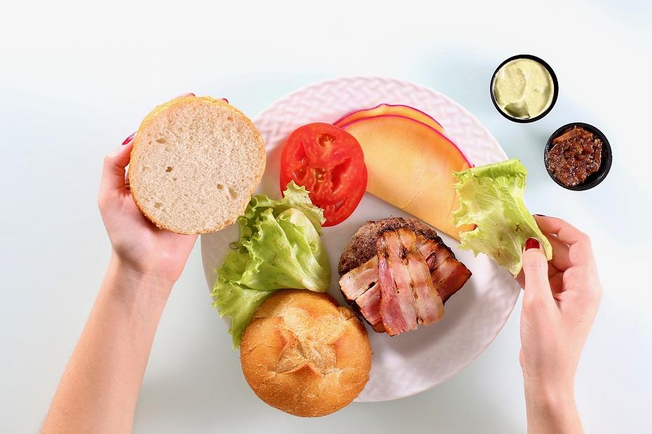 Tendência: montar o sanduíche em casa