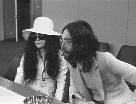 John Lennon e Yoko