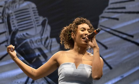 Cynthia Santos, conhecida como Kimani