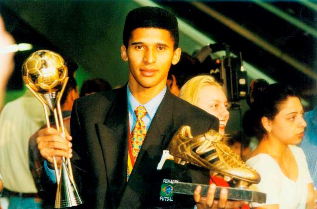 Pernambucano de Salgueiro, Manoel Tobias teve carreira de sucesso no futsal