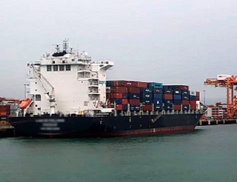 Segundo navio em quarentena no Porto de Suape