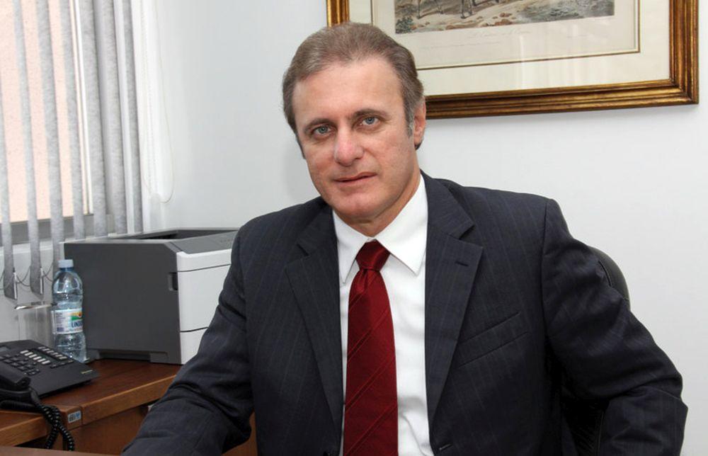 Nelson Bugalho, prefeito de Presidente Prudente