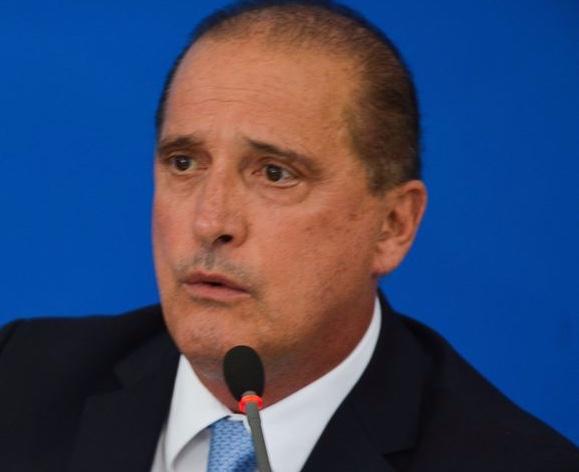 Onix Lorenzoni, Secretaria-geral da Presidência