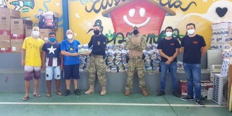 Ação da Polícia Federal de Pernambuco