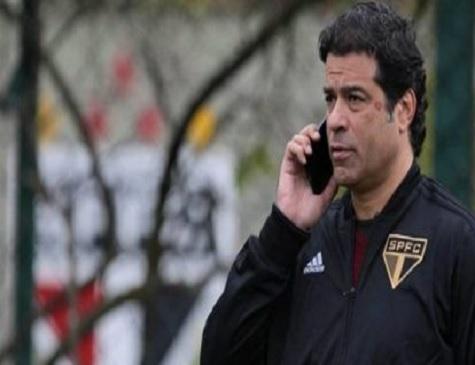 Raí, diretor-executivo de futebol do São Paulo