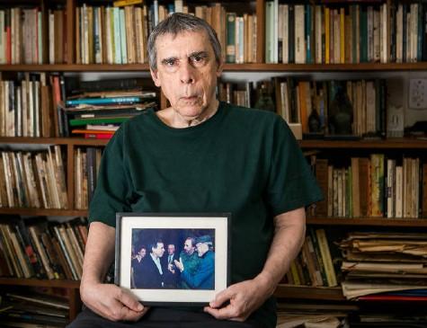Escritor Sérgio Sant'Anna