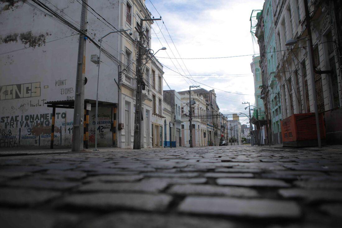 Quarentena no Recife