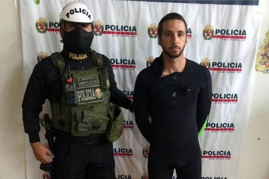 Atleta foi detido após desrespeitar regras de quarentena