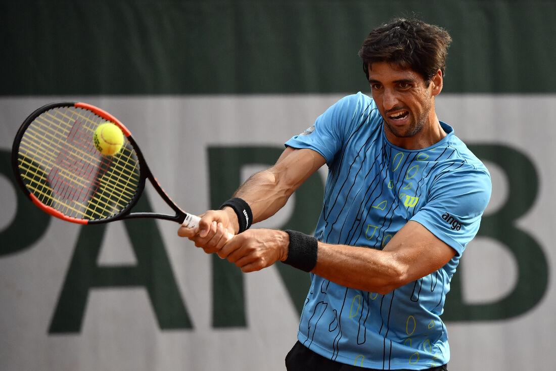 Thomaz Bellucci, tenista brasileiro