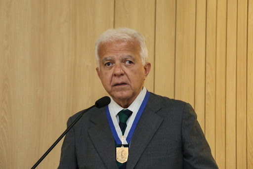 Dr. Hildo Rocha Cirne de Azevedo Filho, presidente da Academia Pernambucana de Medicina