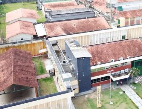Unidade Prisional do Puraquequara (UPP) em Manaus