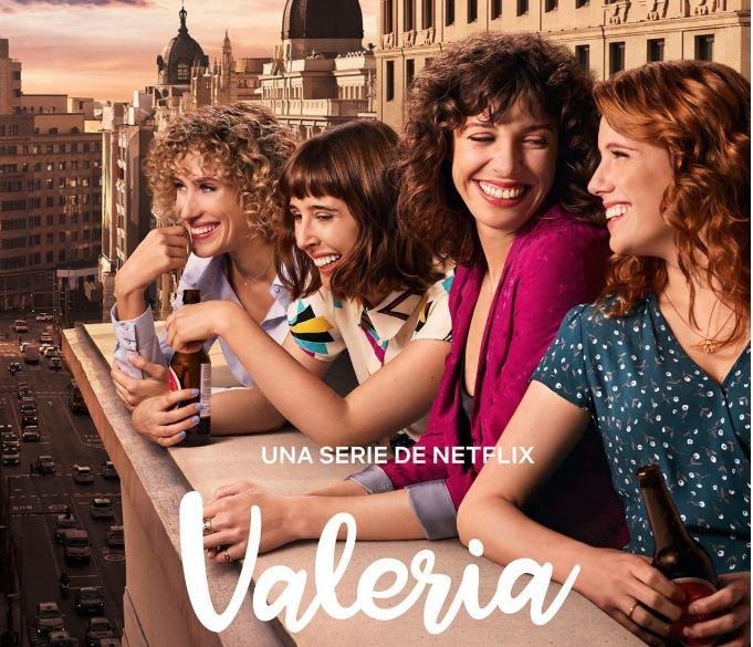 Valeria, nova série da Netflix