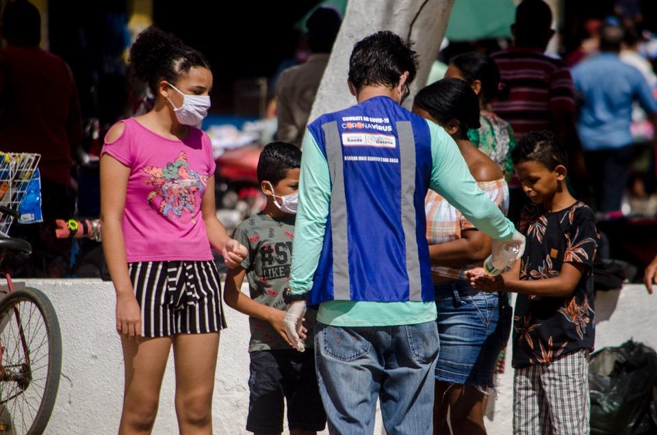 Ação para organizar filas bancárias em Goiana