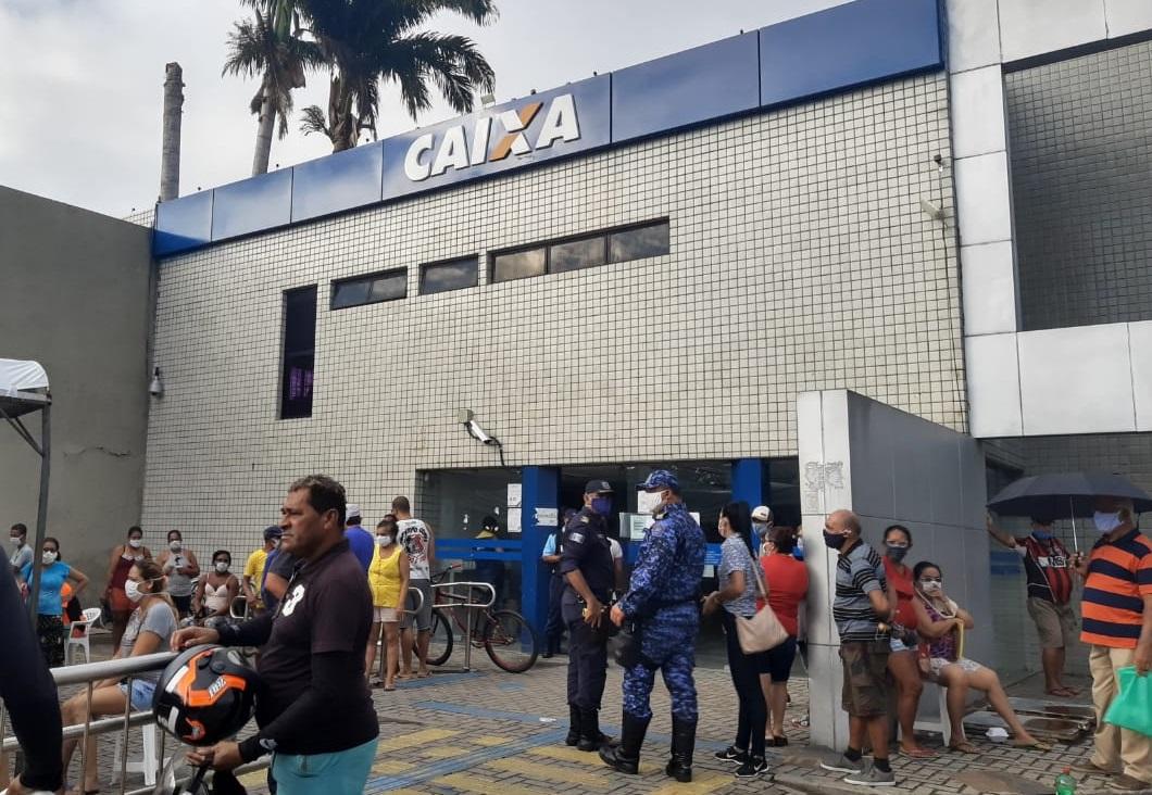 Agência da Caixa Econômica da avenida Caxangá