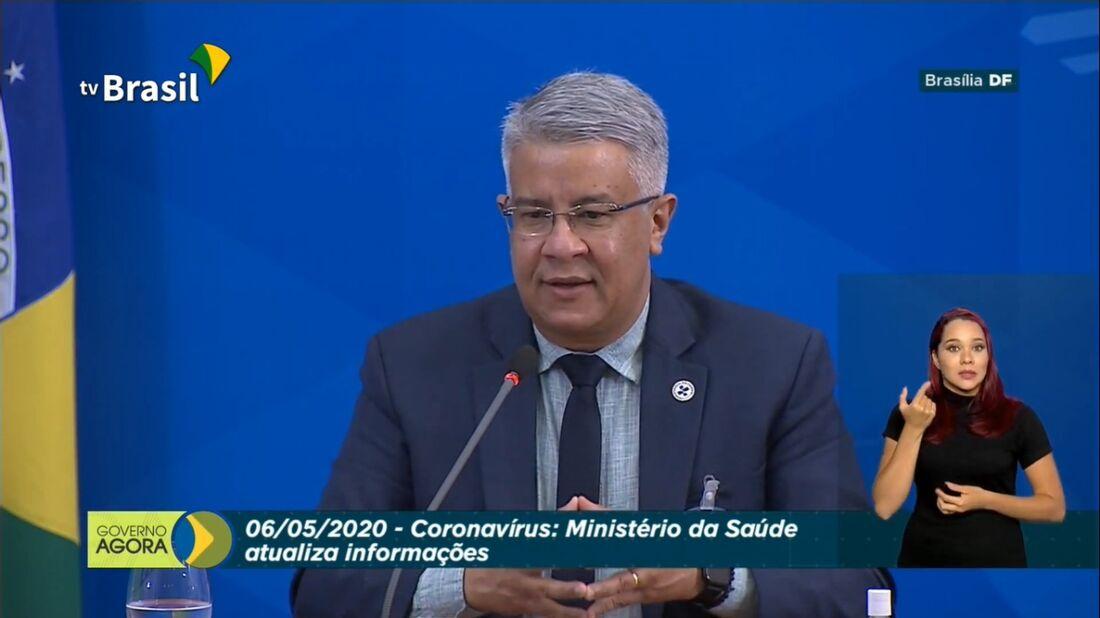 Secretário-executivo do Ministério da Saúde