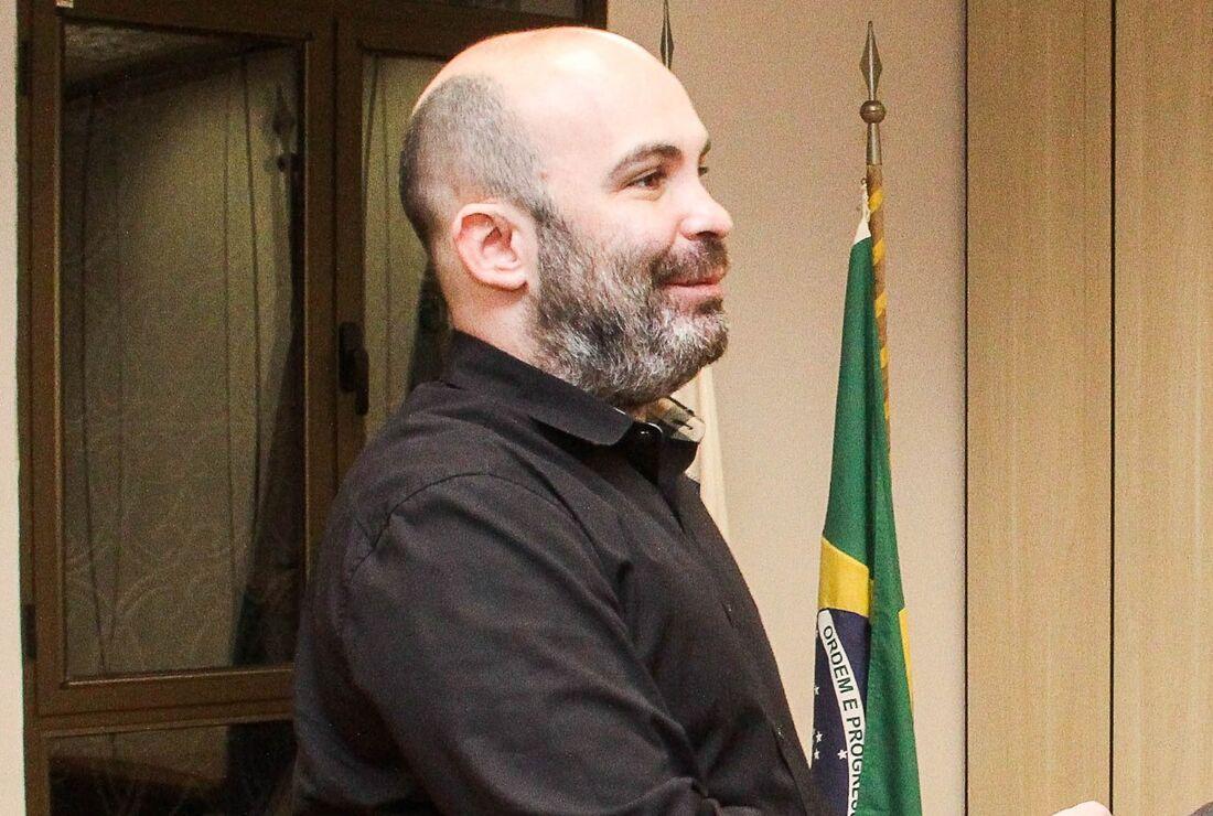 Ex-subsecretário de saúde do RJ, Gabriell Neves