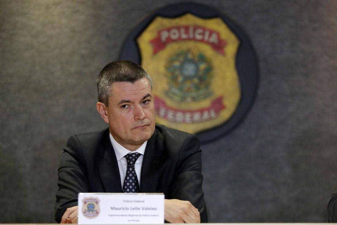 Mauricio Valeiro, ex-diretor-geral da PF