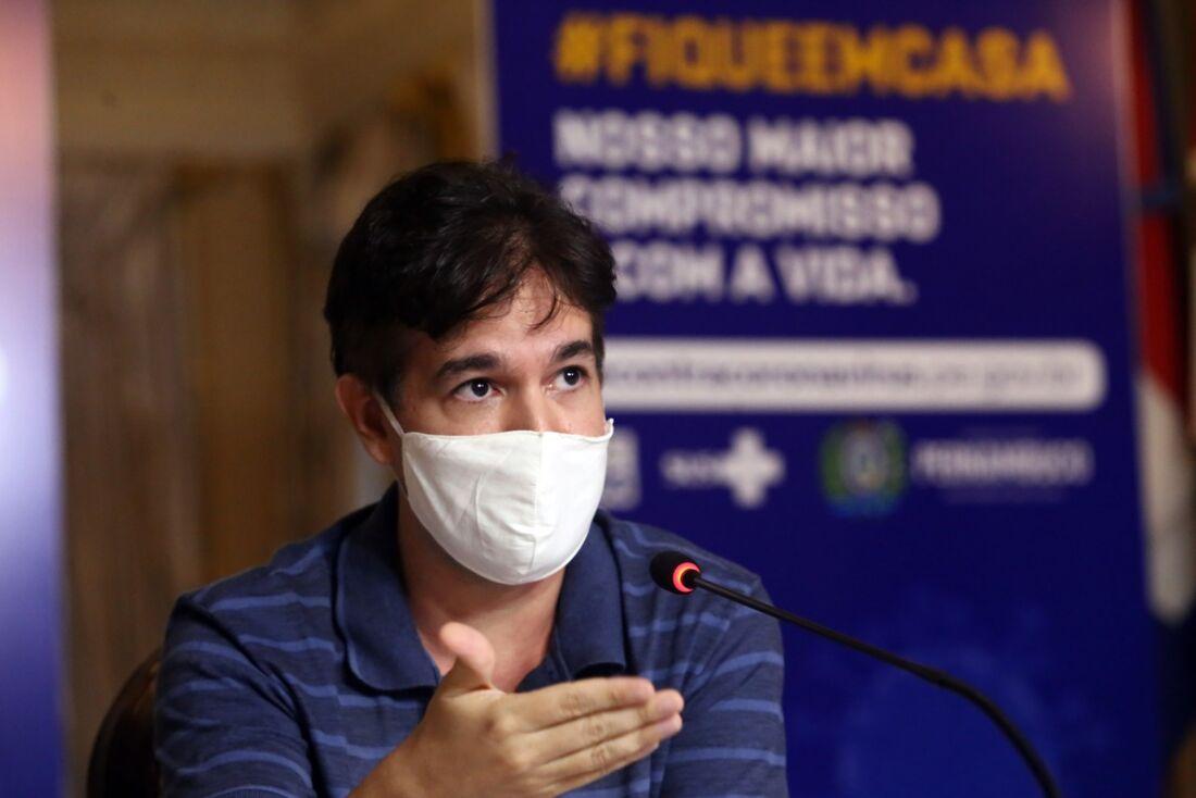 Marcelo Bruto, secretário de desenvolvimento urbano