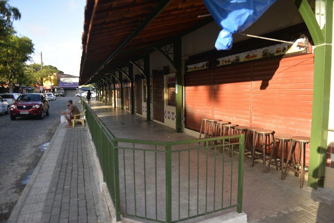 Mercado de Casa Amarela, Zona Norte do Recife
