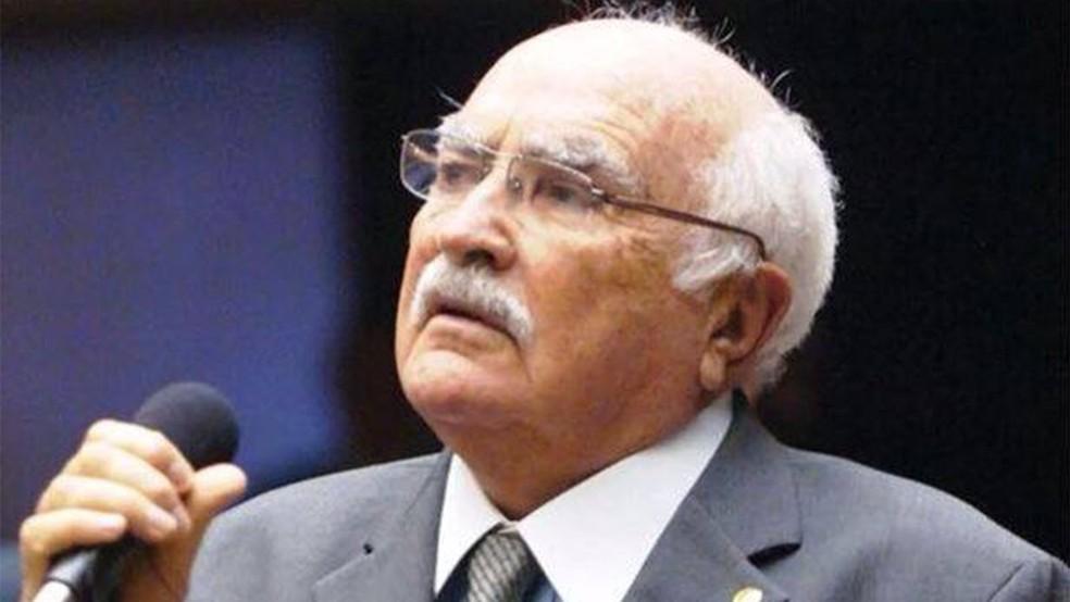 Ex-governador da Paraíba , Wilson Braga