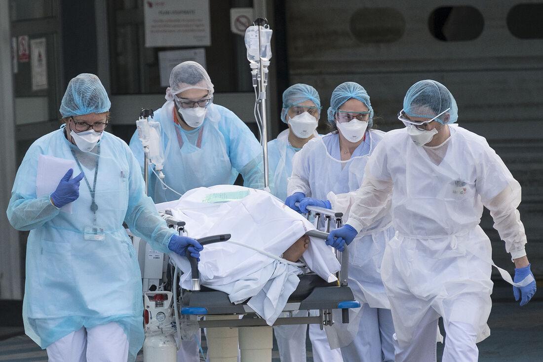 Mortes no mundo pelo novo coronavírus passam dos 566 mil