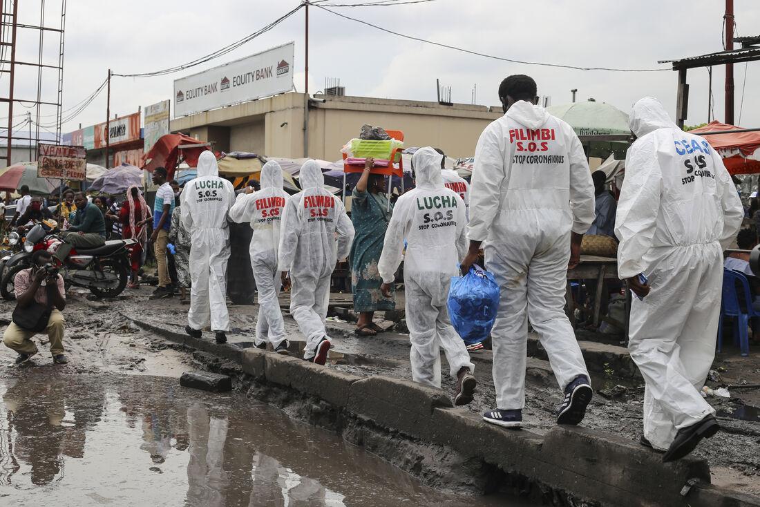 Uma nova epidemia pode estar surgindo na República Democrática do Congo