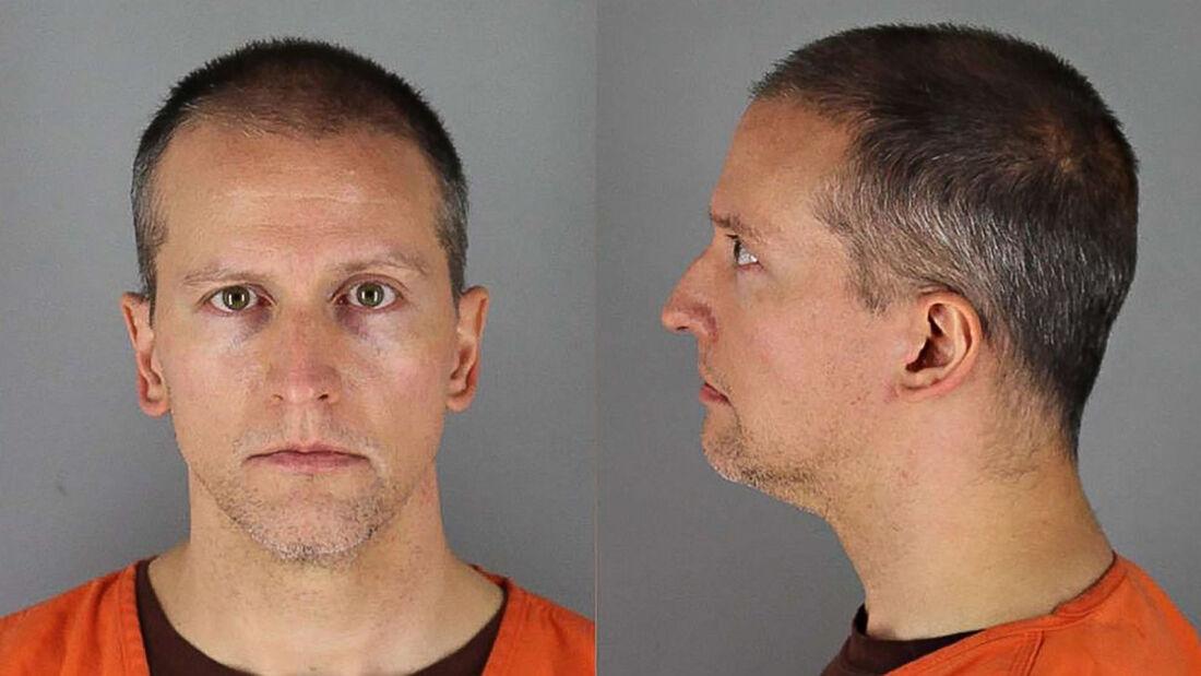 Derek Chauvin, agente policial acusado de matar George Floyd