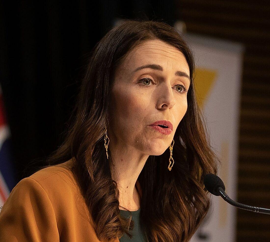 Jacinda Ardern, primeira ministra da Nova Zelândia