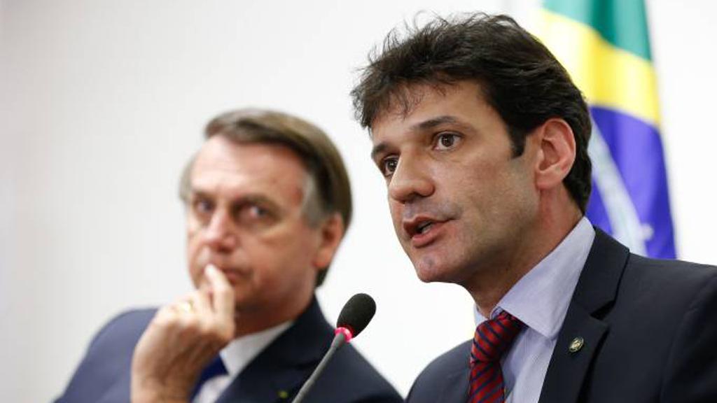 Ex-ministro do Turismo Marcelo Álvaro Antônio