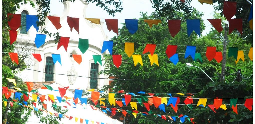 Bandeiras de São João