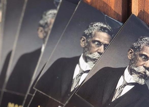 Machado é autor do livro 'Memórias Póstumas de Brás Cubas', traduzido nos EUA e esgotado em um dia