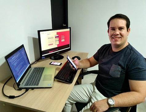 Rayan Costa, desenvolvedor