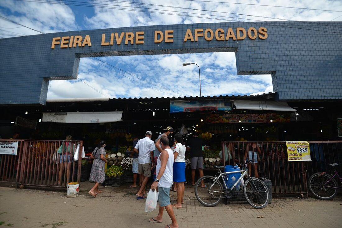 Feira Livre de Afogados, Zona Oeste do Recife
