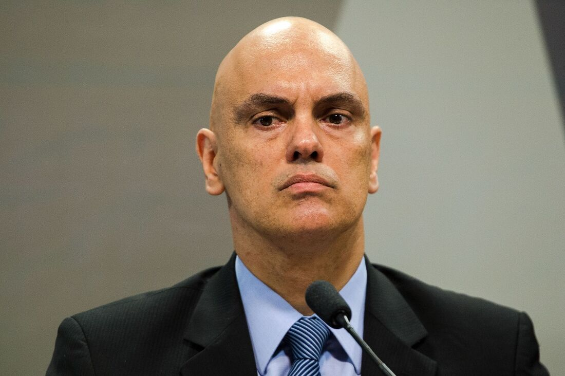 Ministro Alexandre de Moraes, do Supremo Tribunal Federal