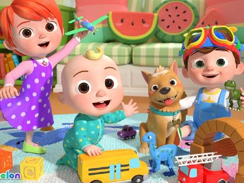 'Cocomelon' estreia na Netflix para a criançada