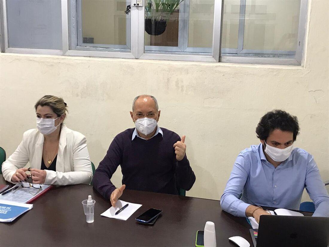 Comitê de Enfrentamento ao Coronavírus de Abreu e Lima faz balanço das ações e reafirma abertura de Hospital Provisório
