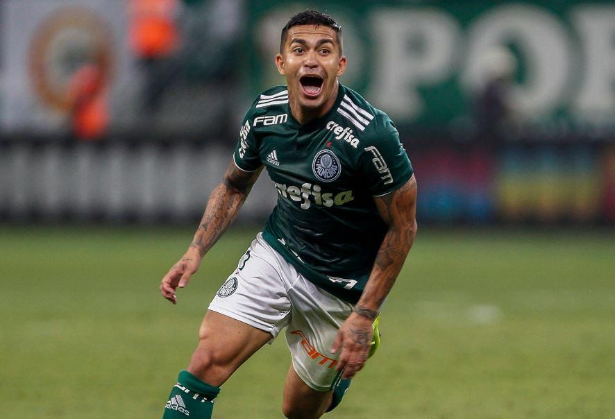 Dudu, atacante do Palmeiras