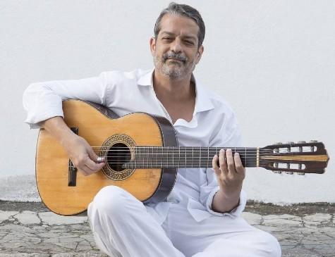 Músico Luís Filipe de Lima