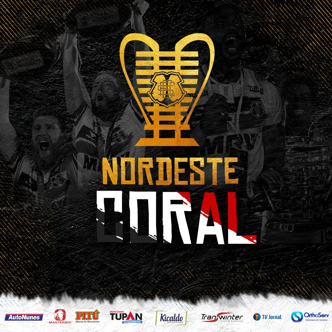 Santa Cruz lançou campanha Nordeste Coral