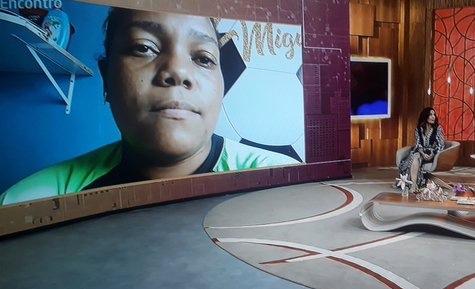 Mãe do pequeno Miguel foi entrevistada no programa Encontro com Fátima desta sexta (5)