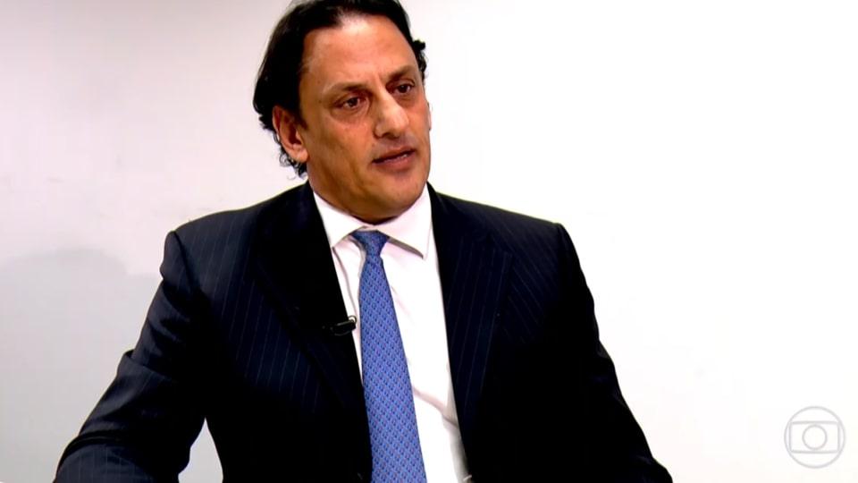 O advogado Frederick Wassef
